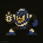 Bossen FLASHMAN från Megaman II.