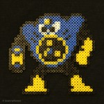 Bossen AIRMAN från Megaman II.